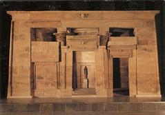 Leiden (Steenvoorde Leen - 2 ml views) Tags: holland museum cards leiden karte card tempel postkarte ansichtkaart postkaart egyptische museumvanoudheden