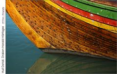Hull Detail, Draken Harald Hrfagre (jwvraets) Tags: vikingship replica drakenharaldhrfagre wellandcanal lock1 portweller stcatharines hull detail abstract moored opensource nikon d7100 nikkor18105mmvr