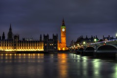 LONDON (marc_leach) Tags: landscape london housesofparliament river thames