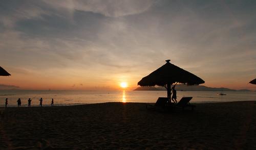 Sunrise at Evason Ana Mandara, Nha Trang