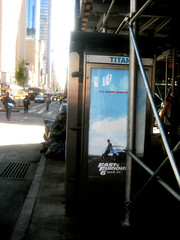 Fast and Furious 6 Billboard ADs 0101 (Brechtbug) Tags: new york city nyc urban 6 cinema cars up car racecar work painting movie poster this drive smash paint theater driving all action crash working fast racing billboard advertisement chase billboards worker roads gotham em six lead furious 2013