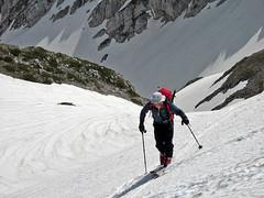 Scialpinismo Velino - Monte Velino dai Piani di Pezza