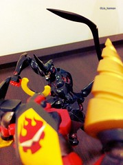 Revoltech Gurren Lagann vs Razengan (triggerfinger_lie) Tags: toys actionfigures akiba  kaiyodo   toyphotography lovetoys revoltech jfigure  gurrenlagann toyfigures  razengan hobbytoys uploaded:by=flickrmobile flickriosapp:filter=iguana iguanafilter tamankopoindahiii