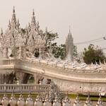 Wat Rong Khun - Temple Blanc - Chiang Rai thumbnail