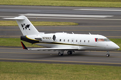N793CT (sabian404) Tags: cn plane portland airplane airport aviation pdx challenger 604 bombardier internaitonal kpdx 5643 cl60 cl6002b16 n793ct