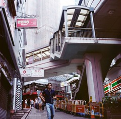 the Central (Gregory Wu) Tags: film ic kodak ikoflex hong kong f35 75mm tessar