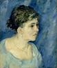 van Gogh - Portrait of a prostitute [1885] (petrus.agricola) Tags: portrait art amsterdam museum project google high image vincent gap prostitute resolution van gogh ultra nuenen