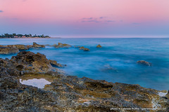 Fontane Bianche (gabriele83) Tags: longexposure sea water reflections landscape rocks dusk smooth saturation sicily polarizer volcanic sicilia cpl magiclantern canon5dmarkii ef2470lf28usm marumisuperdhg