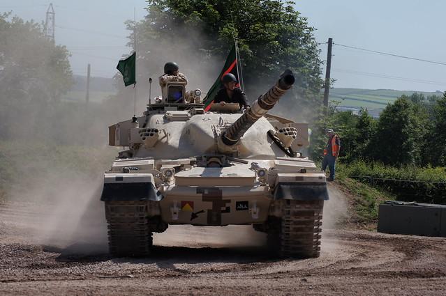 Kalid Tank