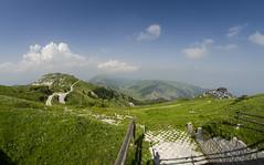 Monte Grappa (Anderson Pereira Fotografias) Tags: sky italy landscape nikon italia day over 1750 monte nikkor tamron montanha montain grappa dx montegrappa d7000 pwpartlycloudy