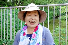 SONY Cyber-shot DSC-RX100 Test Shot (Happy Old Girl) (Dakiny) Tags: summer nature japan landscape photo sony snapshot july cybershot snap photograph yokohama     carlzeiss satoyama    jige tstar 2013 rurallandscape  rx100   aobaku carlzeisslens       2013  dscrx100  sonycybershotdscrx100 jigecho jigefurusatovillage bariozona t