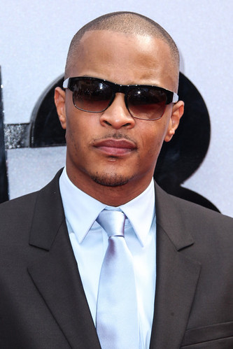 t.i appears on the view
