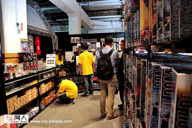 「GUNPLA EXPO鋼彈模型博覽會 – TAIWAN 2013」第一手現場報導