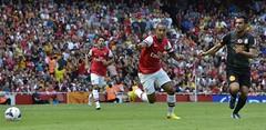 Arsenal - Galatasaray (Michael Hulf Photography) Tags: cup 4th august emirates 12 galatasaray arsenal 2013