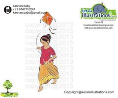 5 (kannanalpy) Tags: festival illustration king kerala vector onam puli maveli pookalam uriyadi mahabali onathappan pulikali onamfestival pattom onamcelebration keralaillustration kuuti