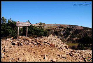 Mirador de la Laguna Negra de Urbión