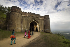 Jaam Darwaza / Jaam Gate, MHOW (Bharat Baswani) Tags: gate indore jam jaam mhow darwaza