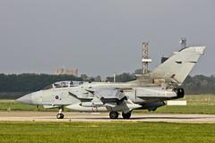 Panavia PA-200 Tornado GR4 ZD810/102 RAF (Jarco Hage) Tags: uk fighter aviation jet fighters tor tornado mil engeland militair coningsby egxc byjarcohage