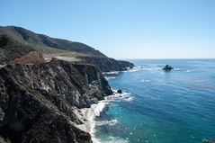 (Dave_B_) Tags: california ca blue nature water cali america scenery rocks unitedstates bigsur pacificocean centralcoast stateofmind hwy1 ca1 saturdaydrive orderedchaos