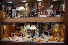glass shop prague crystal czechrepublic oldtown bohemia