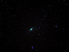 Andromeda and environs (richard314159) Tags: colour digital stars galaxy photograph nebula astronomy dslr stacked 43 200mm e420 Astrometrydotnet:status=solved richard314159 andromedar Astrometrydotnet:id=supernova11057