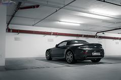 A good looking Aston Martin V8 Vantage Roadster (Protze   Automotive Photography) Tags: cars photoshop nikon martin adobe hyatt editing hotels mm 105 18 dsseldorf v8 aston vantage supercars roadster knigsallee d90 cs6