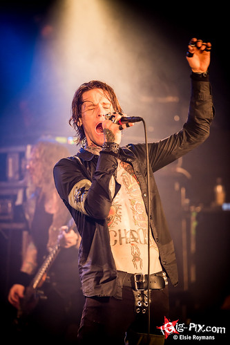 Buckcherry@Biebob 06112013