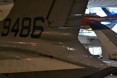 FJ-4_Tail_ThreeQuarters7 (AJ's Airplanes) Tags: fury nationalnavalaviationmuseum fj4