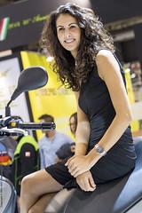 EICMA13_MG_DSC_0087 (FotoGMP) Tags: girls girl model italian nikon italia models moda monica hostess 2012 ragazza d800 manifestazione immagine ragazze modelle modella eicma 2013 fotogmp