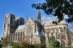 Notre Dame (gary8345) Tags: paris cathedral notredame cite 2013