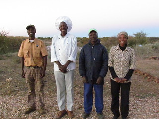 Namibia Safari - Lake Lodge 14