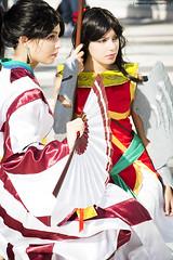 33 (Alessandro Gaziano) Tags: roma colors costume cosplay evento cosplayer colori costumi manifestazione romics evneto alessandrogaziano personagge