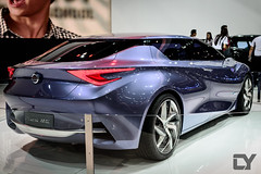 Nissan Friend-ME Concept rear view