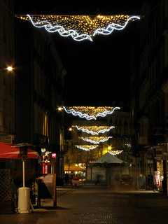 Nantes (44), illuminations 2010