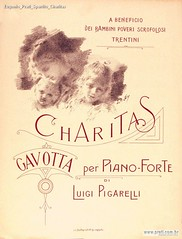 Eugenio Prati Spartito Charitas