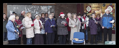 Carols in Cutgate 2013 (MikeJDavis) Tags: singing churches christian carol rochdale ctinwr cutgate