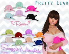 SnuggieNarwhals_AD (Anaiya Solo - Owner of Pretty Liar) Tags: key