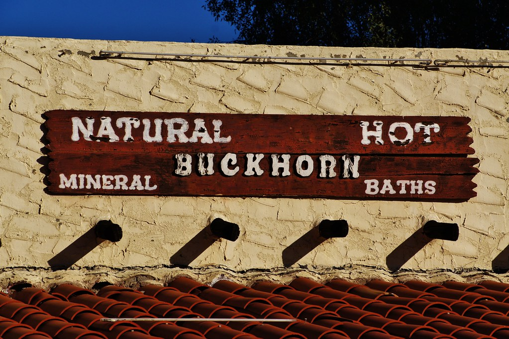Best Natural Mineral Hotsprings Usa