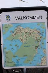 Karte von Styrsö