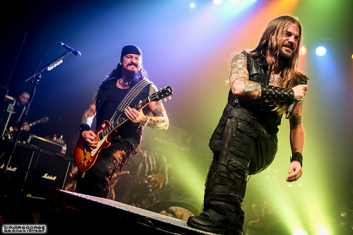 Iced Earth @ Trix 11012014