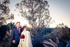 Dan and Whitney (Ryan Williams Photography) Tags: wedding fuji grandcanyon grandcanyonwedding fujix100s