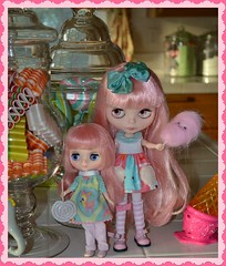 Pink Candy's