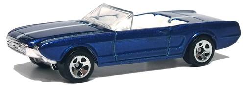 Hot Wheels Cougar II
