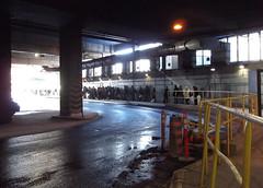 Squalid Station (infinity over zero) Tags: bus station fuji ttc eglinton squalid terminus av150