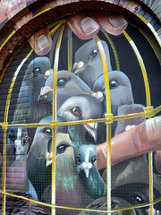 CASE (Ghost Hunter Frankfurt) Tags: streetart graffiti frankfurt case naxos