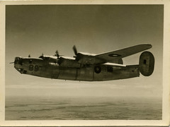 RAAF Liberator A72-89 (Adelaide Archivist) Tags: wwii bomber liberator raaf b24 a7289