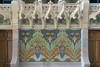 Mosaic artwork (Glenn Shoemake) Tags: barcelona hospitalsantpau canonef1635f28lii