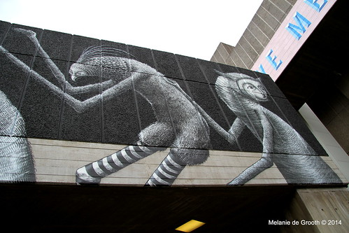 Graffiti Exhibition at Southbank 4