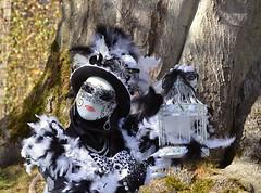 130504 cvAdc 140429 (thethi: pls read my first comment, tks) Tags: carnaval costume masque venise plume cage parc namur wallonie belgique belgium fête people ie7 bestof2013 château chateau setfestivities annevoie anhée annevoierouillon faves43 setpeople venitien