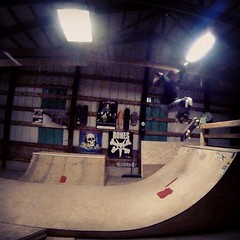 "180 Shuvit Rock and Roll up on the bigger ramp. Check! • <a style=""font-size:0.8em;"" href=""http://www.flickr.com/photos/99295536@N00/14104900644/"" target=""_blank"">View on Flickr</a>"